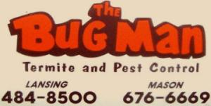 Lansing Bug Man
